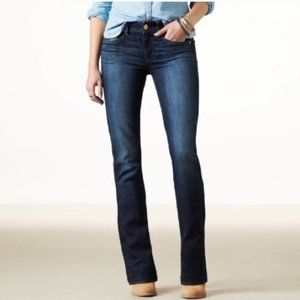 American Eagle Straight Leg Jeans Dark Wash
